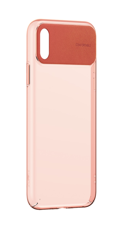Image of   Baseus - iPhone XR comfort cover (orange)
