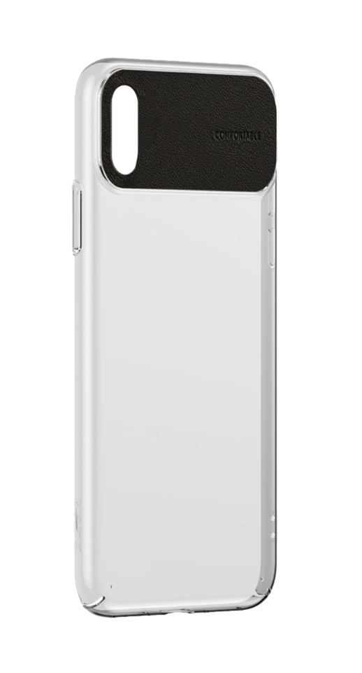 Image of   Baseus - iPhone XR comfort cover (sort)