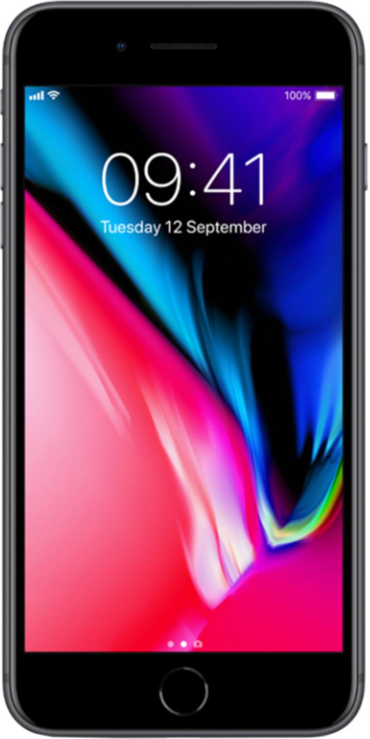 Iphone 8 plus fra apple > på phonetrade