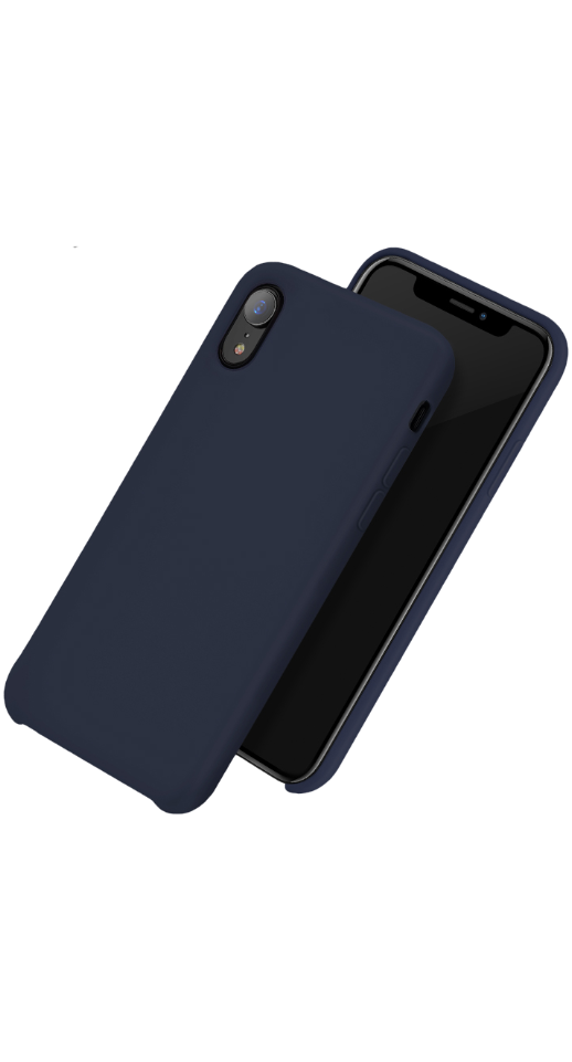 Image of   Hoco - iPhone XR silikone cover (blå)