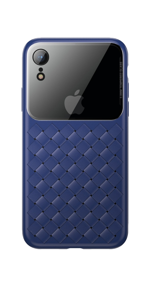 Image of   Baseus - iPhone XR flet cover (blå)
