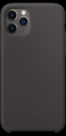 || Iphone 11 Pro Silikone Cover (Sort) Tilbehør