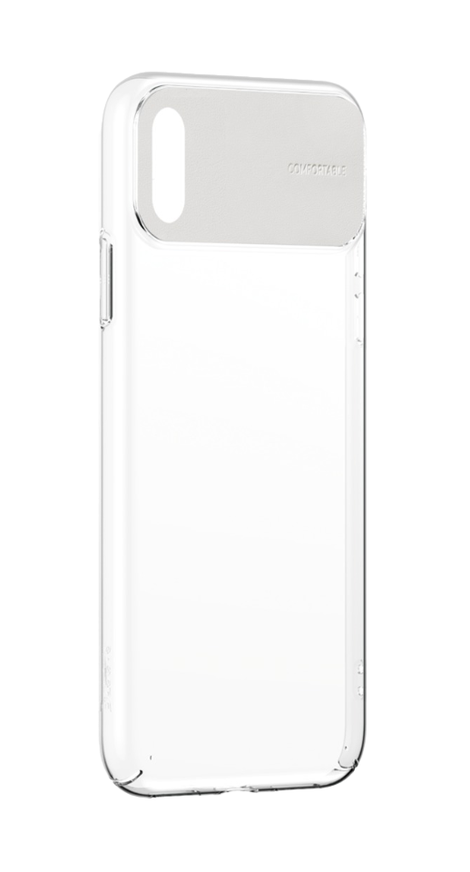 Image of   Baseus - iPhone XR comfort cover (hvid)