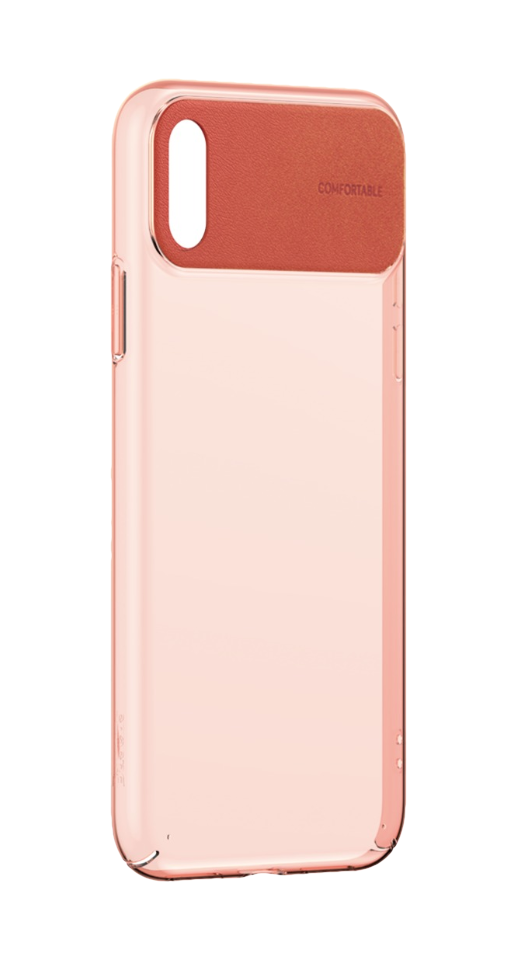 Image of   Baseus - iPhone X/XS comfort cover (orange)