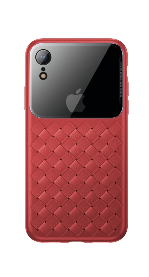 Image of   Baseus - iPhone XR flet cover (rød)